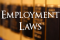 2018 - Key Employment Law Changes Employers Need to know